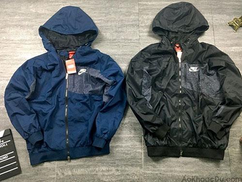 Hãy chọn mua áo khoác dù chất lượng